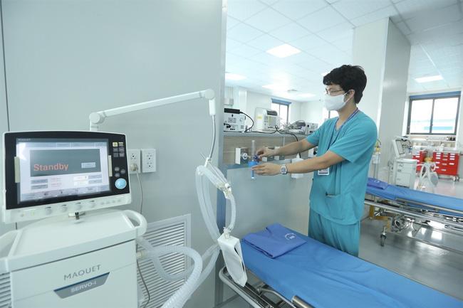 Hà Nội: Sẵn sàng kế hoạch đáp ứng 40.000 giường điều trị F0