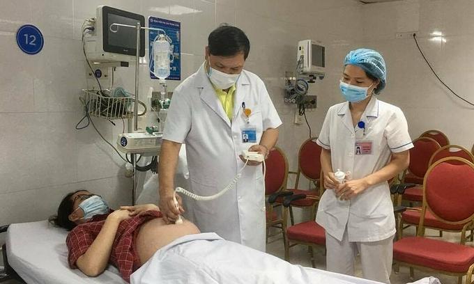Gần 200 phụ nữ mang thai trên 13 tuần đã tiêm vaccine Covid-19 tại Hà Nội