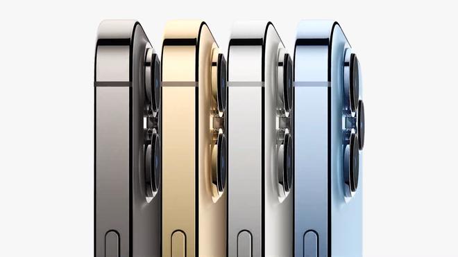 iPhone 13 Pro và iPhone 13 Pro Max chính thức ra mắt