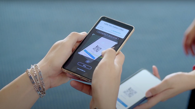 Mã QR cá nhân thống nhất bắt đầu được áp dụng ở Hà Nội
