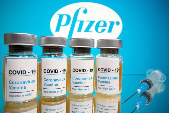 Chính phủ đồng ý phê duyệt kinh phí 2.652 tỉ đồng mua vắc xin Pfizer cho trẻ em