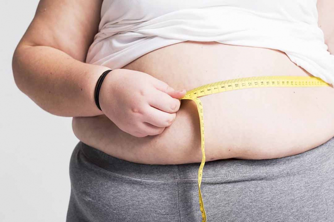Thừa cân, béo phì gây nhiều nguy cơ trong mùa dịch