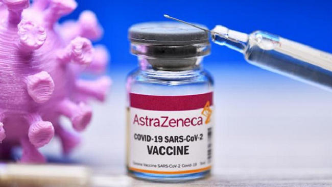 Thêm dữ liệu mới về hiệu lực của vaccine AstraZeneca
