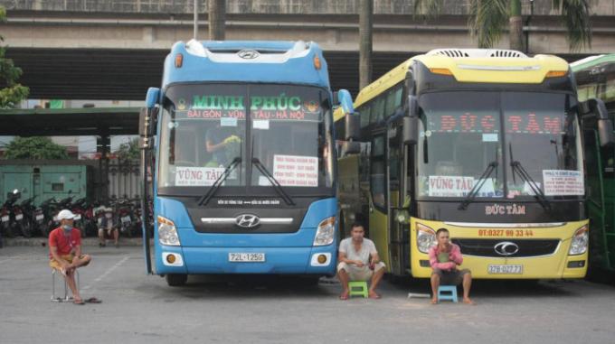 Từ hôm nay, 8 tuyến xe khách liên tỉnh hoạt động trở lại
