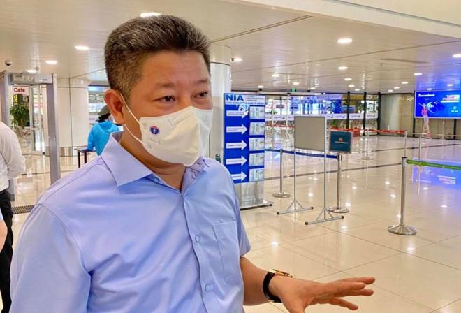 Ông Nguyễn Mạnh Quyền - Phó Chủ tịch UBND TP Hà Nội.