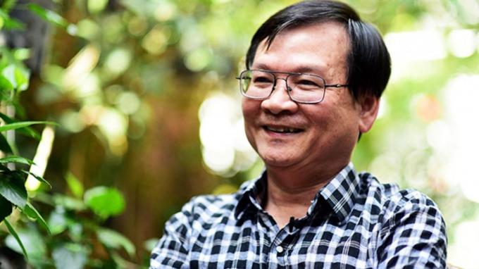 Nhà văn Nguyễn Nhật Ánh.