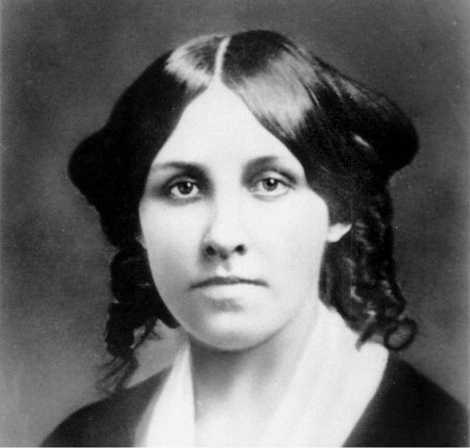 Nhà văn Louisa May Alcott