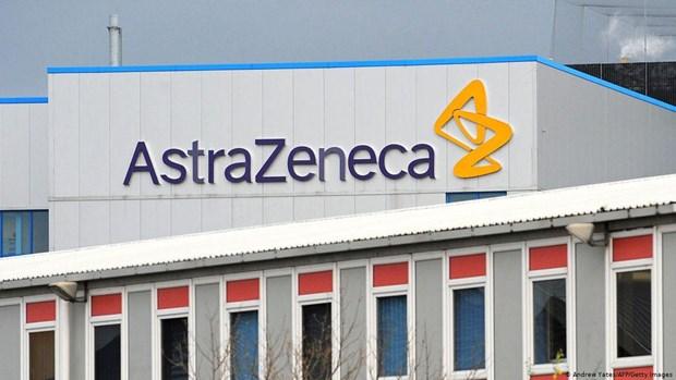 Nhà máy của AstraZeneca tại Anh. (Ảnh: AFP/Getty)