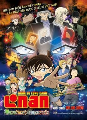 Thám Tử Lừng Danh Conan: Viên Đạn Đỏ: Giải mã thương hiệu Conan
