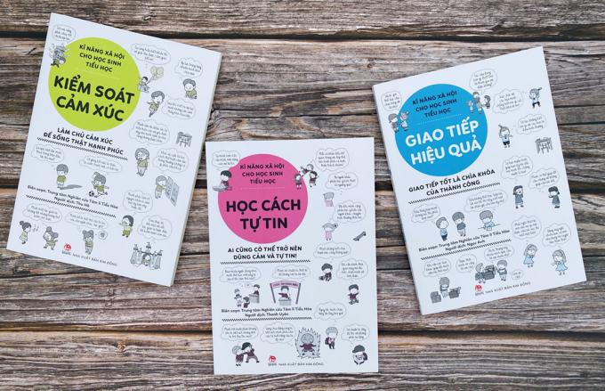 Nhiều sách mới chào năm học mới của Nhà xuất bản Kim Đồng