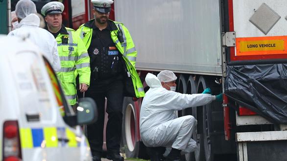 Thứ trưởng Ngoại giao: Anh chuyển 4 hồ sơ nạn nhân thiệt mạng trong container cho Việt Nam