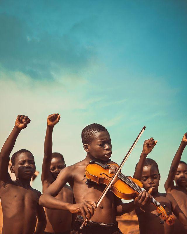 Những bức ảnh tuyệt đẹp của Michael Aboya, người đoạt giải Agora  2019
