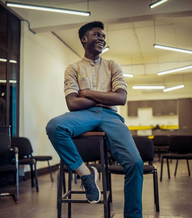Nhiếp ảnh gia Michael Aboya