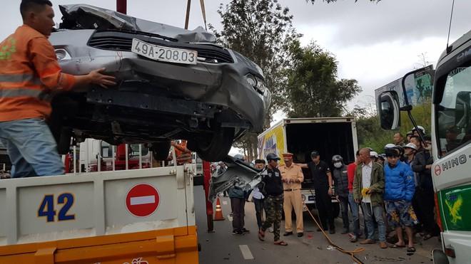 Vụ trung tá quân đội nghi uống rượu lái  xe gây tai nạn chết người ở Đà Lạt, có người nhận tội thay?