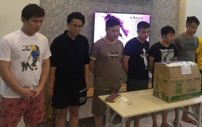 Các đối tượng nhập cảnh vào Đà Nẵng bằng giấy tờ giả bị công an trục xuất.