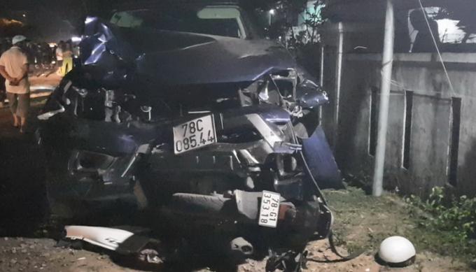Bắt giam tài xế say xỉn, không bằng lái, gây tai nạn thảm khốc khiến 4 người thiệt mạng.