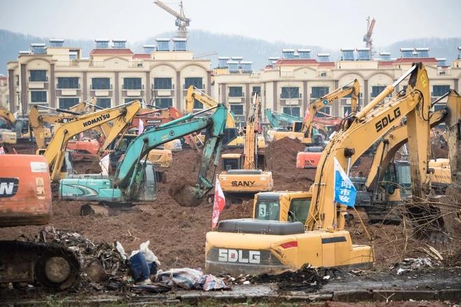 Virus corona Vũ Hán: 26 người tử vong, Trung Quốc xây bệnh viện 1000 giường trong 6 ngày để cách ly bệnh nhân