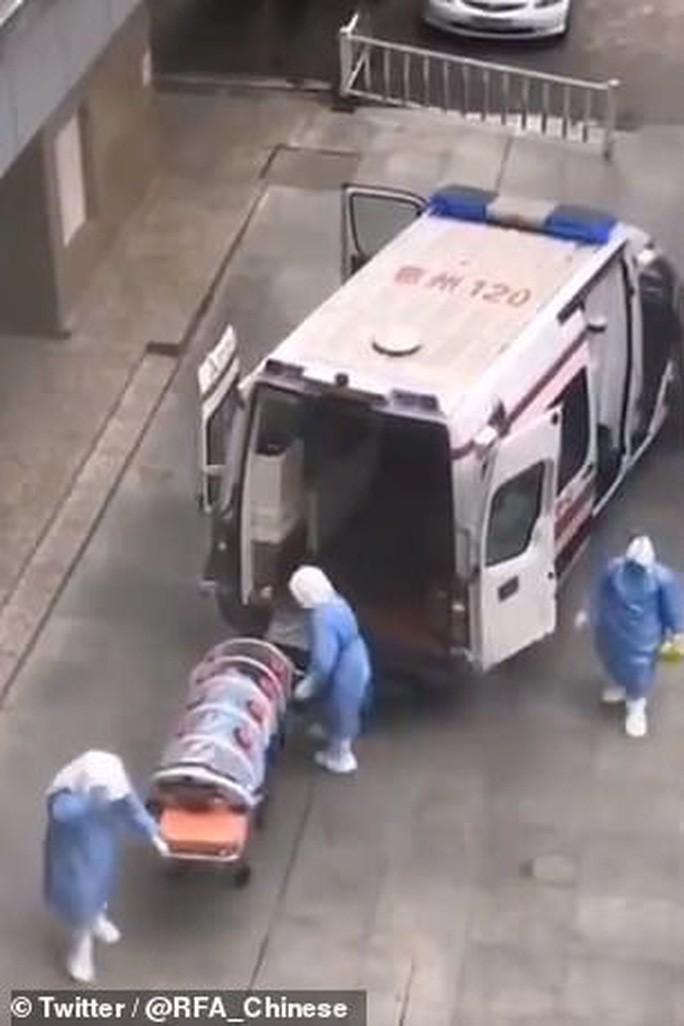 Đã có hơn 10.000 người nhiễm virus Corona Vũ Hán?