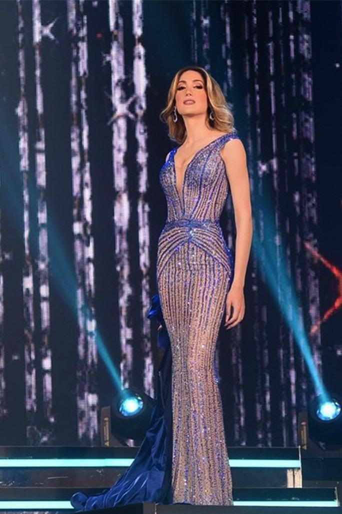 Ngắm tân Hoa hậu Chuyển giới quốc tế 2020