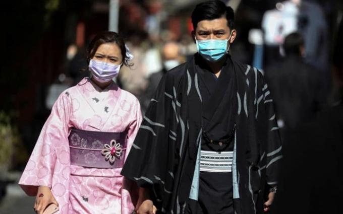 Ca nhiễm nCoV ở Nhật vượt 10.000