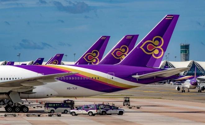 Thai Airways xin phá sản