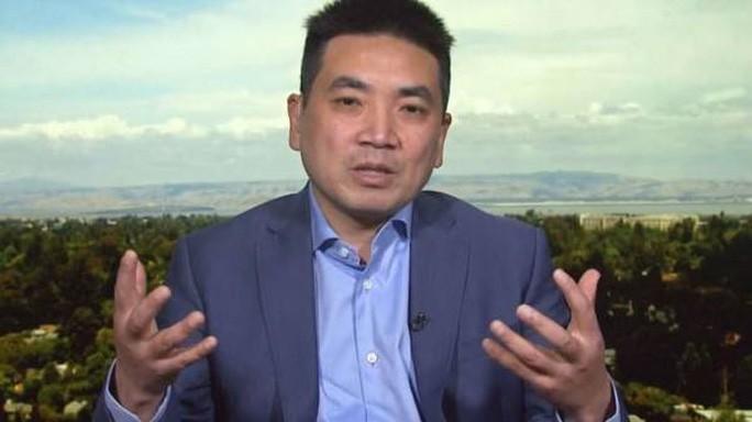 Tỉ phú Eric Yuan - Tập đoàn Zoom.