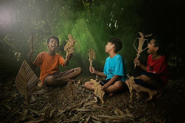 Niềm vui trong sáng