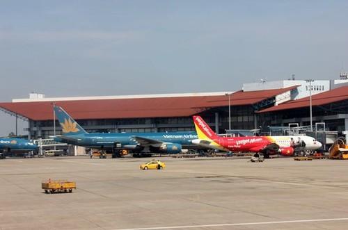Xe VAECO tông chết người tại sân bay Nội Bài