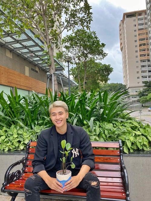 """Bạn Nhâm Phương Nam chia sẻ rất yêu thích tinh thần của chiến dịch """"triệu cây vươn cao cho Việt Nam xanh"""