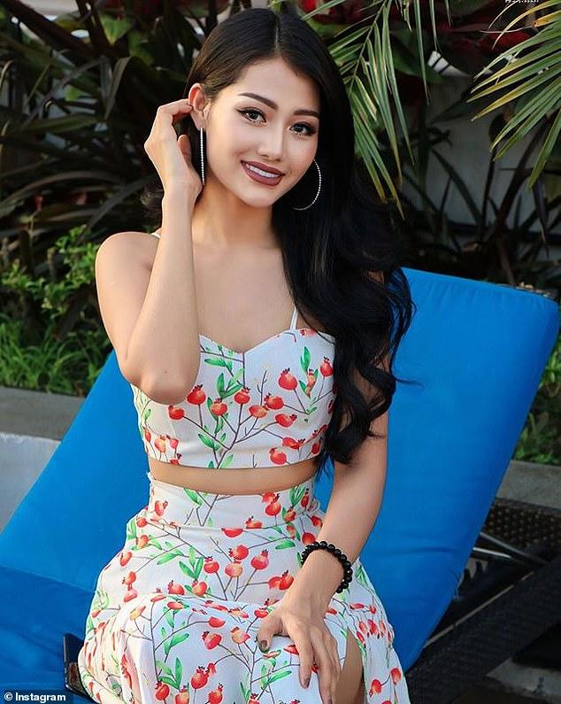 Swe Zin Htet, hoa hậu Myanmar