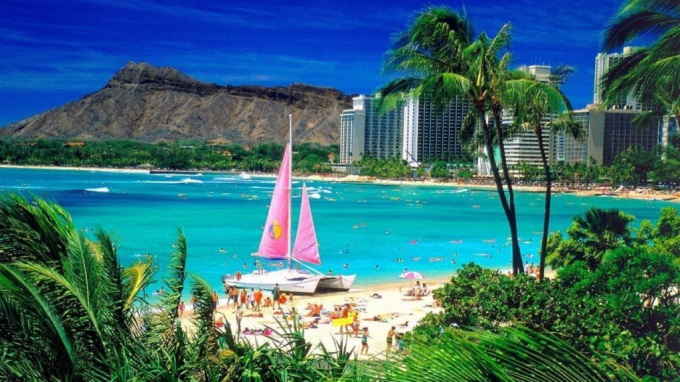 Honolulu, Hawaii (Ảnh: Artacadia).