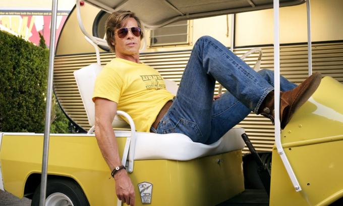 Chiến thắng của Brad Pitt với vai một diễn viên đóng thế trong