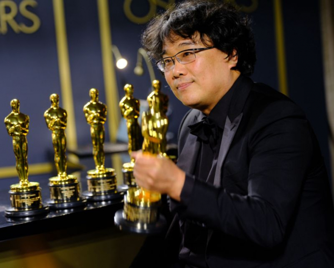 Đạo diễnBong Joon-ho thắng lớn với bộ phim