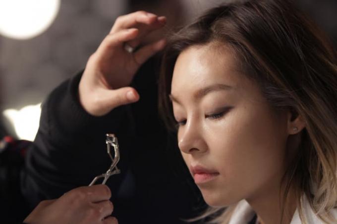 Chăm sóc da là một lĩnh vực kiếm lợi nhuận nhất trong ngành công nghiệp làm đẹp của Hàn Quốc (Ảnh:Chung Sung-Jun/Getty Images AsiaPac/Getty Images).