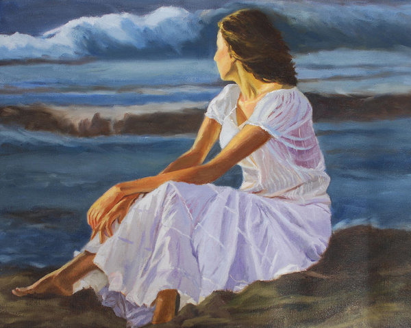 Hôn nhân đã làm cô gái mạnh mẽ năm xưa trở thành người đàn bà yếm thế trong sự lo âu.