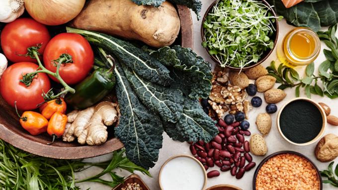 Ngừa bệnh tật với 400g rau, củ mỗi ngày
