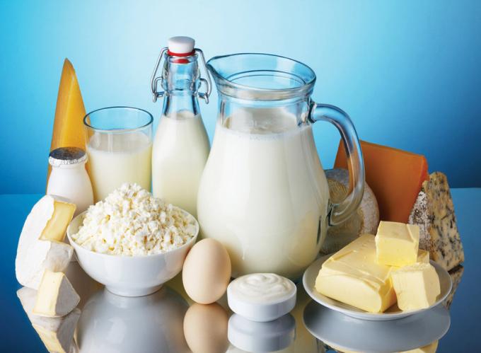 Các sản phẩm từ sữa là nguồn dinh dưỡng quan trọng cho cơ thể.