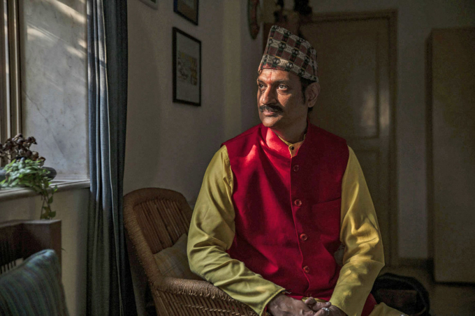 Hoàng tử Manvendra Singh Gohil dành thời gian giữa Mumbai và trung tâm của ông ở Gujarat, cách thành phố khoảng 400km về phía Bắc(Ảnh: Atlas Obscura).