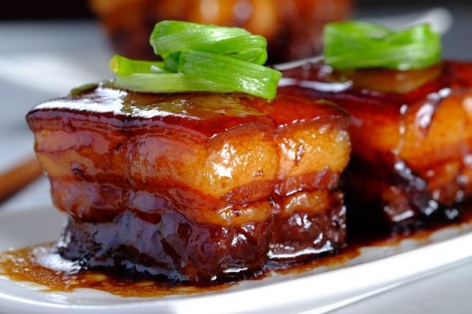 Thịt kho Tô Đông Pha