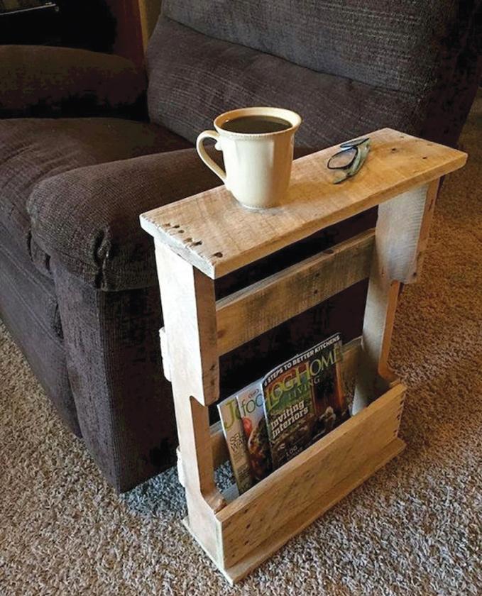 Chỉ cần chút khéo léo và sáng tạo, bạn có ngay những sản phẩm độc đáo trong căn nhà bạn.