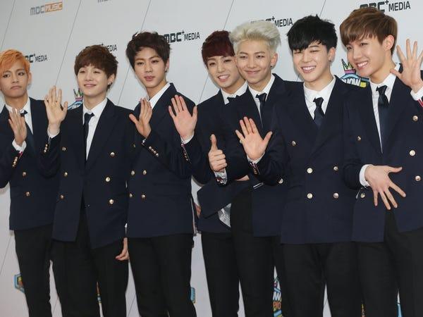 BTS xuất hiện tại tập thứ 100 của chương trình