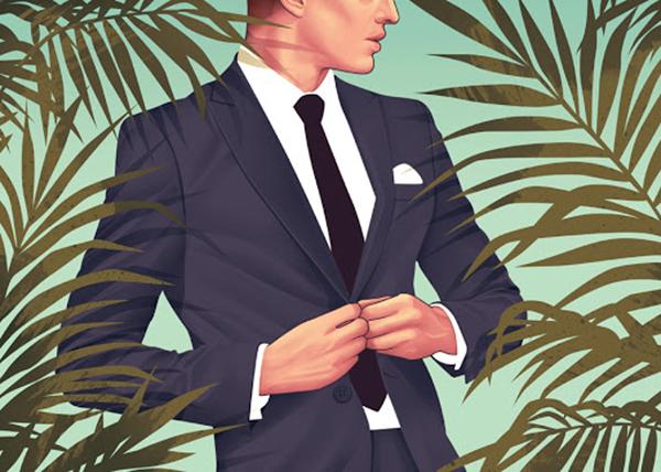 Đàn ông bóng bẩy có vẻ ngoài hào nhoáng, sạch sẽ và luôn biết cách làm mình nổi bật (Ảnh: internet).