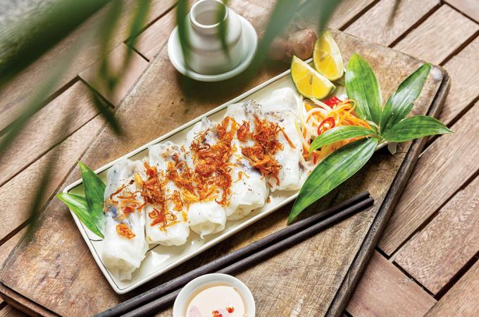 Bánh cuốn Thanh Trì, món ăn không thể không thử khi đến Hà Nội
