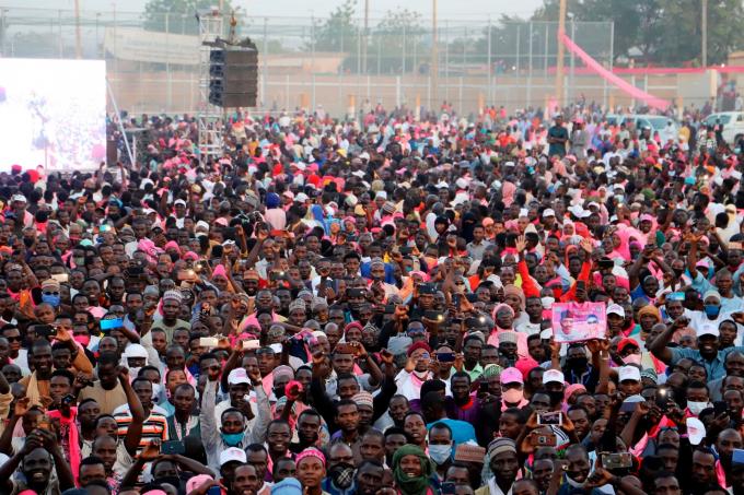 (Ảnh: Souleymane Ag Anara/AFP/Getty)