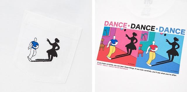 Uniqlo ra mắt dòng sản phẩm áo phông tôn vinh nhà văn nổi tiếng Nhật Bản.