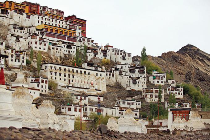 Ladakh, miền khắc nghiệt an nhiên