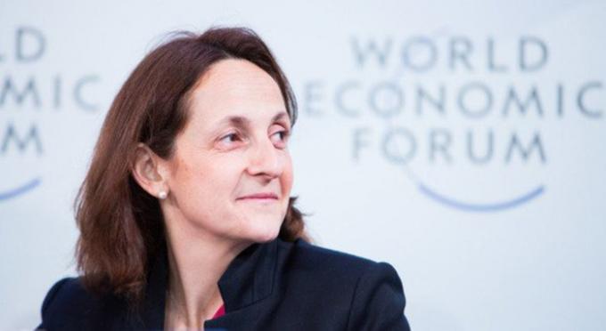 Nữ tổng biên tập đầu tiên của hãng tin Reuters, bà Alessandra Galloni (Ảnh: internet).