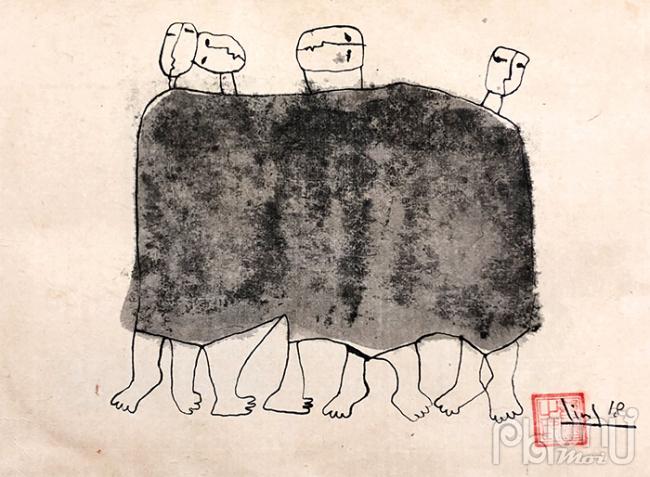 Tranh minh họa: Tào Linh.
