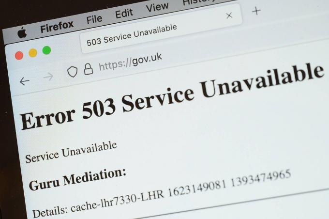 Fastly khiến hàng loạt trang web mất kết nối vào hôm 8/6 (Ảnh: Getty Image)