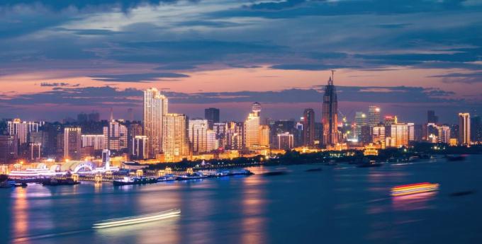 Trước khi đại dịch bùng phát, Vũ Hán đã từng được ví như một Chicago tại Trung Quốc